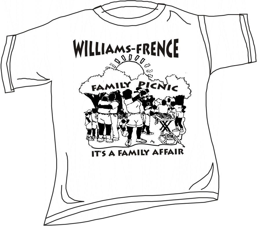 Family Reunion T Shirts